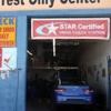A V Test Only Center