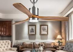 Lightland Electric - Freedom, CA. Ceiling Fan Installation