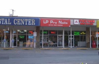 Uptown Nail Spa - Dallas, TX