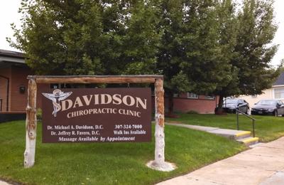 Davidson Chiropractic Clinic - Rawlins, WY