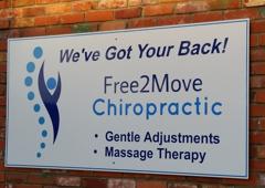 Free2Move Chiropractic - Santa Rosa, CA