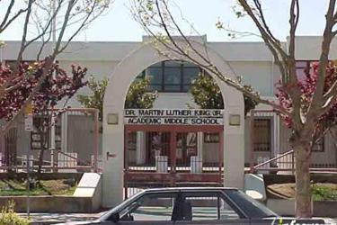 MLK Jr Middle School