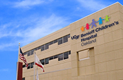 UCSF Benioff Children's Hospital Oakland 747 52nd St