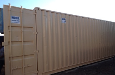 Mobil Container Solutions 13901 Maryton Ave Santa Fe Springs Ca