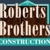 Roberts Brothers Construction Inc