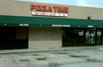 The Original Pizza Time 18955 Van Buren Blvd, Riverside, CA
