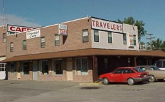 Virginia's Travelers Cafe