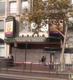 Orpheum Theater - San Francisco, CA