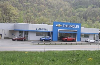 A Crivelli Chevrolet Subaru Inc 768 Allegheny Blvd Franklin