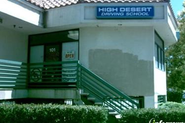 High Desert Driving School