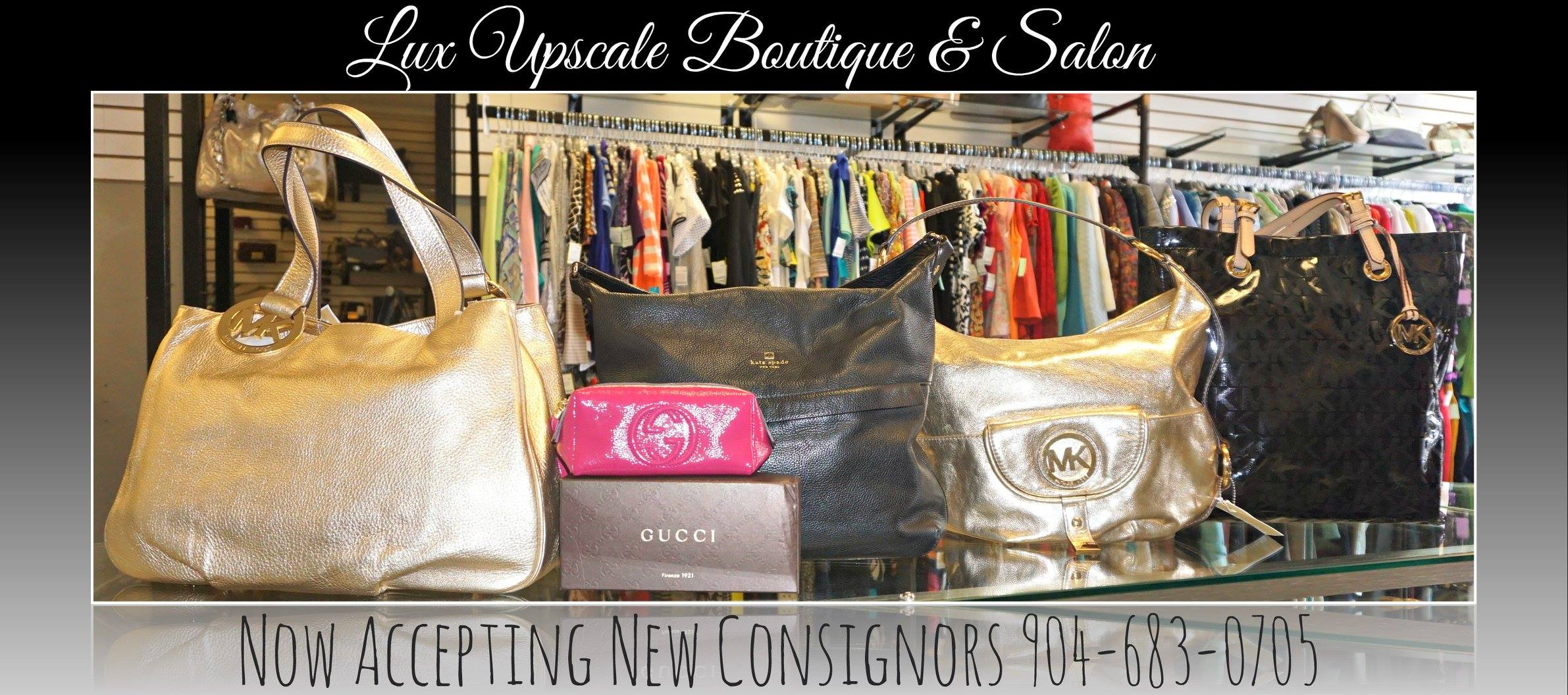 Lux Upscale Resale Consignment Boutique Amp Salon 9680