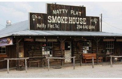 Natty Flat Smoke House - Lipan, TX
