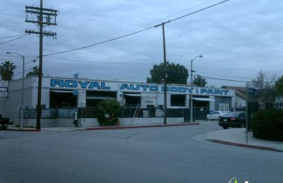 Royal Auto Body & Painting - Northridge, CA