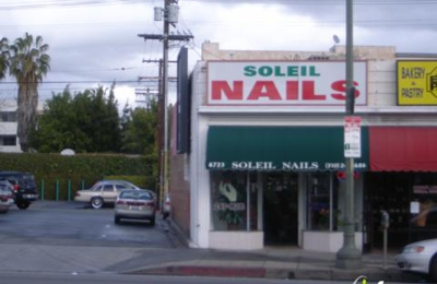Soleil Nails - Los Angeles, CA