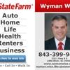 Wyman Wise - State Farm Insurance Agent