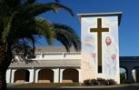 Mural of Jesus!