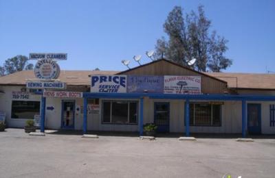 Price Service Center - Ramona, CA