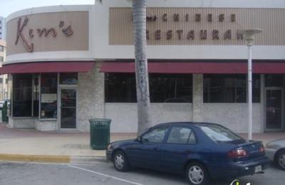 Kim's Chinese Restaurant - Miami Beach, FL
