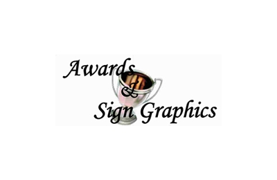 Awards & Sign Graphics - Cincinnati, OH