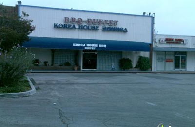 Korea House Barbecue Buffet 12118