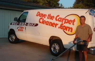 Dave The Carpet Cleaner - Riverside, CA