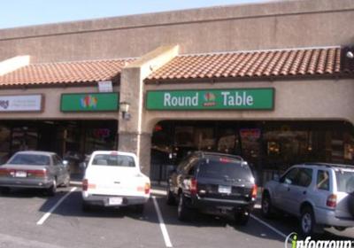 Round Table Pizza 2227 Gellert Blvd South San Francisco Ca 94080 Yp Com