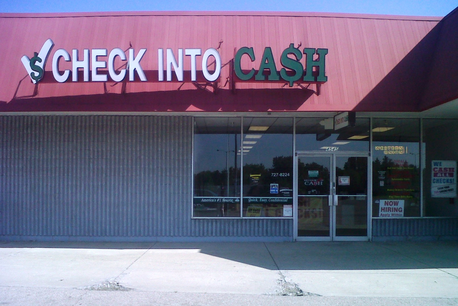 Cash advance america bartow fl image 2