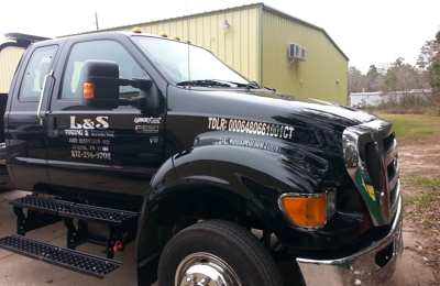 L&S Towing and Storage - Spring, TX