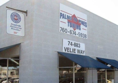 Palm To Pines Towing
