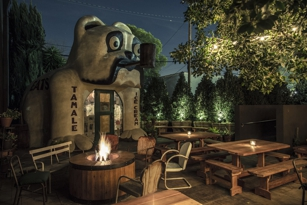 Idle Hour in North Hollywood, Calif.