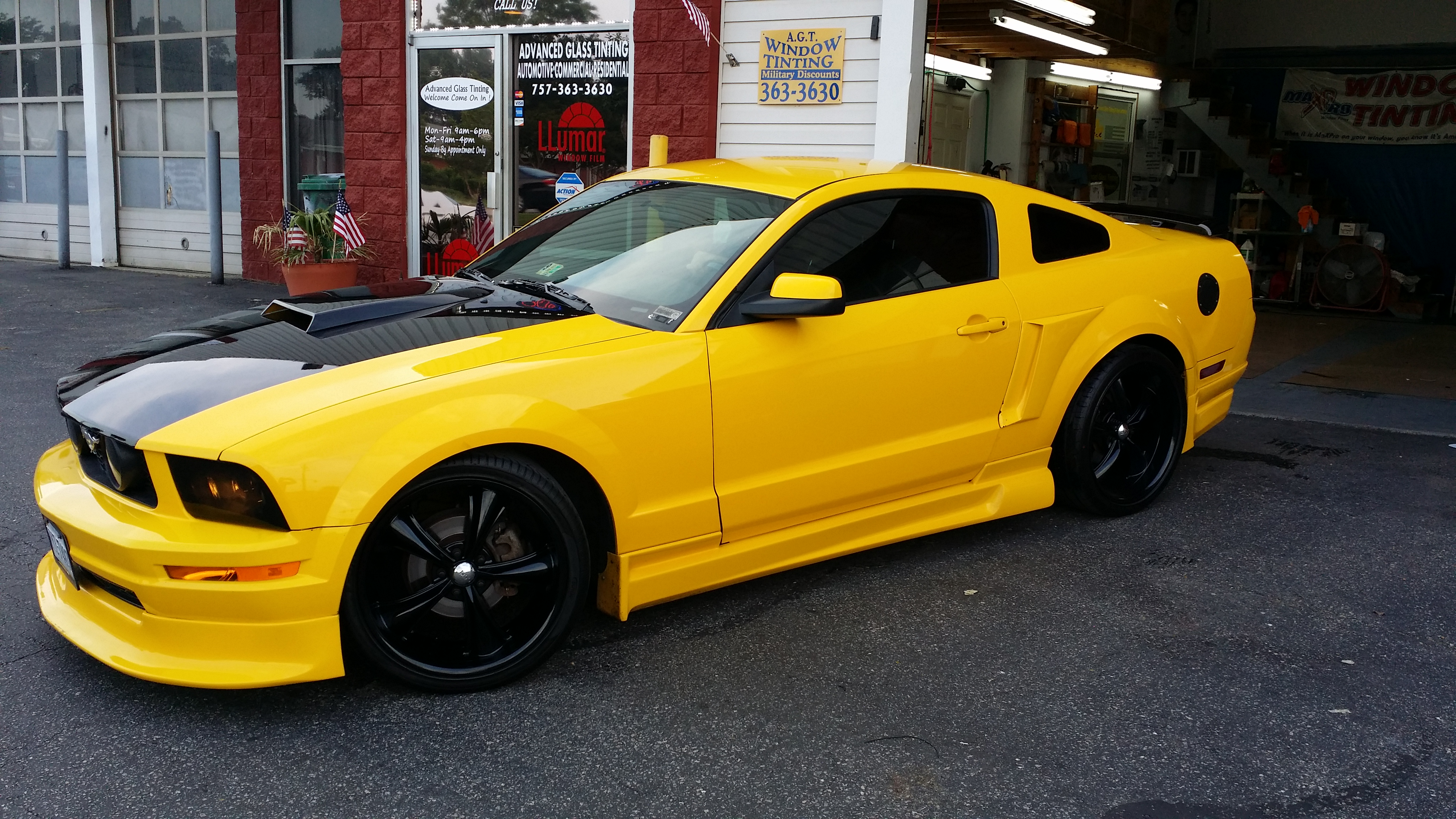 Tnt Tinting Virginia Beach >> Advanced Glass Tinting 1493 Diamond Springs Rd Ste 108 Virginia