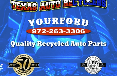 Texas Auto Recyclers - Grand Prairie, TX