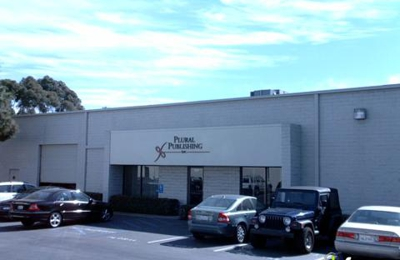 Plural Publishing Inc - San Diego, CA