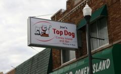 Joe's Top Dog Coney Island
