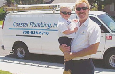 Coastal  Plumbing Inc,Vista - Vista, CA