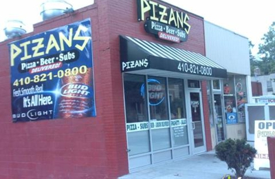 Pizans Pizza - Towson, MD