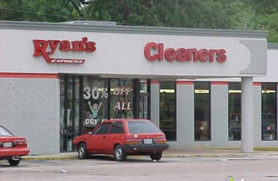 Ryan's Express Dry Cleaners - Houston, TX