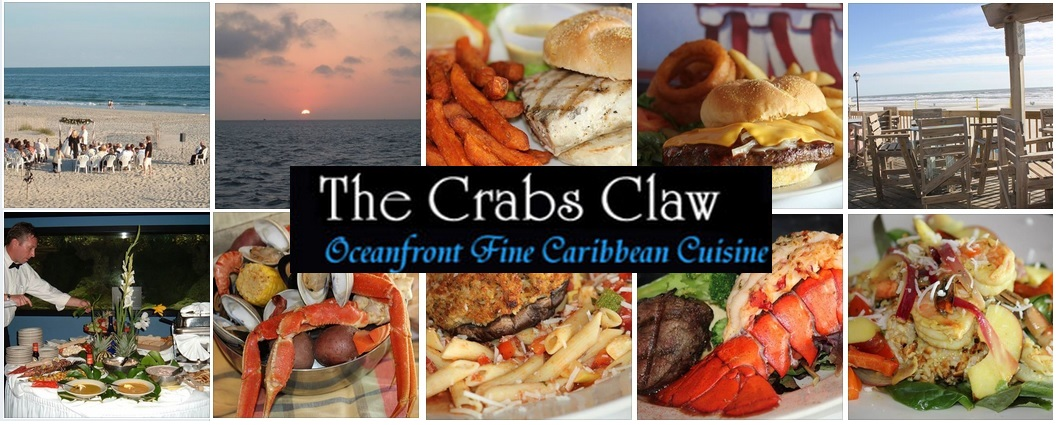 Crab S Claw Oceanfront Caribbean Restaurant 201 W Atlantic Blvd Beach Nc 28512 Yp