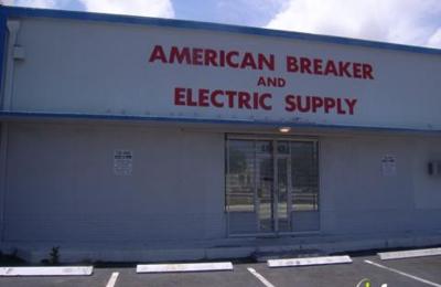 American Breaker & Electric Supply - Hollywood, FL