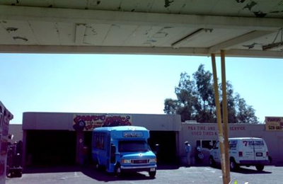 P A Tire And Auto Service 3761 S Mission Rd Tucson Az 85713 Yp Com