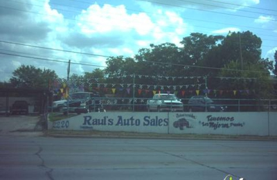 Raul's Auto Sales - Fort Worth, TX