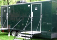 Hoosier Portable Restrooms - Indianapolis, IN. Mobile restroom trailers