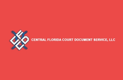 Central Florida Court Document Service LLC - Lakeland, FL. Attorney