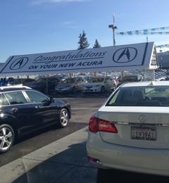 AutoNation Acura Stevens Creek Service Center - Santa Clara, CA