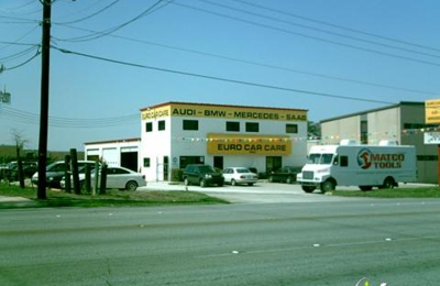 Euro Car Care Inc 12323 West Ave San Antonio Tx 78216 Yp Com
