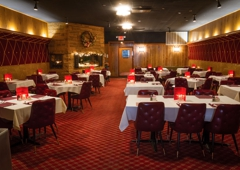Capri Steak House - Columbus, WI. Capri Steak House Columbus Wisconsin Dinning Room