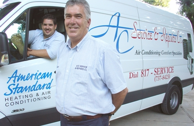 A/C Service & Repairs Co - Fort Worth, TX