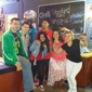 """Chalk It Up - Hayward, CA. Come and meet the new staff at chalk it up jesus,Sergio,the Jew,kenny ,""""V"""" mom and of coarse the """"BEE"""""""