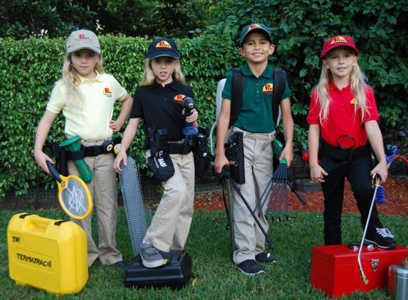 Petri Pest Control Services Inc. - Pompano Beach, FL. Petri's Future Pest Control Superheroes!
