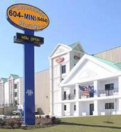Dependable Storage   Gulfport, MS